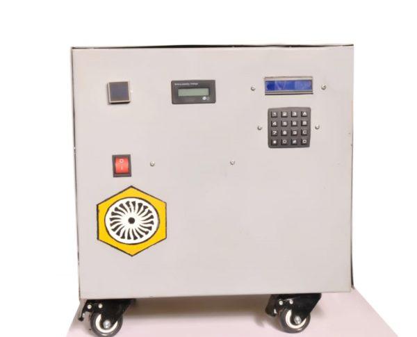 Stellar Turbine Power Generator
